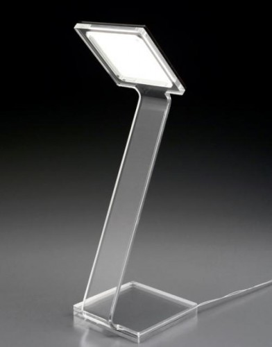 Best task lamps meta interiors toshiyuki kitas comet table lamp made of acrylic aloadofball Image collections