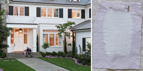 Sherwin Williams Pure White, Best Exterior House Paints, Gardenista