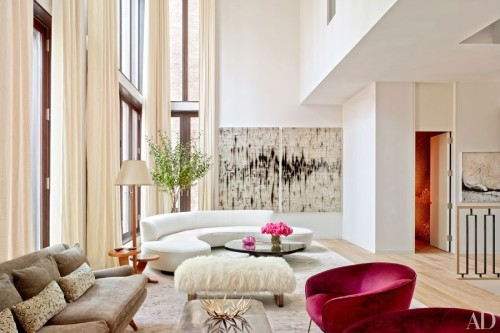 LAURA SANTOS manhattan townhouse